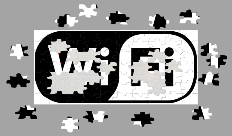 Solve the great Wi-Fi Puzzle, one piece at a time.